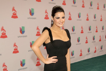 Maite Perroni Heineken, The Official Beer Sponsor Of The Latin GRAMMY Awards, Celebrates The Biggest Night In Latin Music At The 15th Annual Latin GRAMMY Awards - Green Carpet