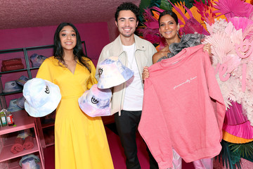 Maitreyi Ramakrishnan Netflix hosts a mobile truck pop up activation in celebration of the launch of NEVER HAVE I EVER Season 2 on Saturday, July 17 and Sunday, July 18