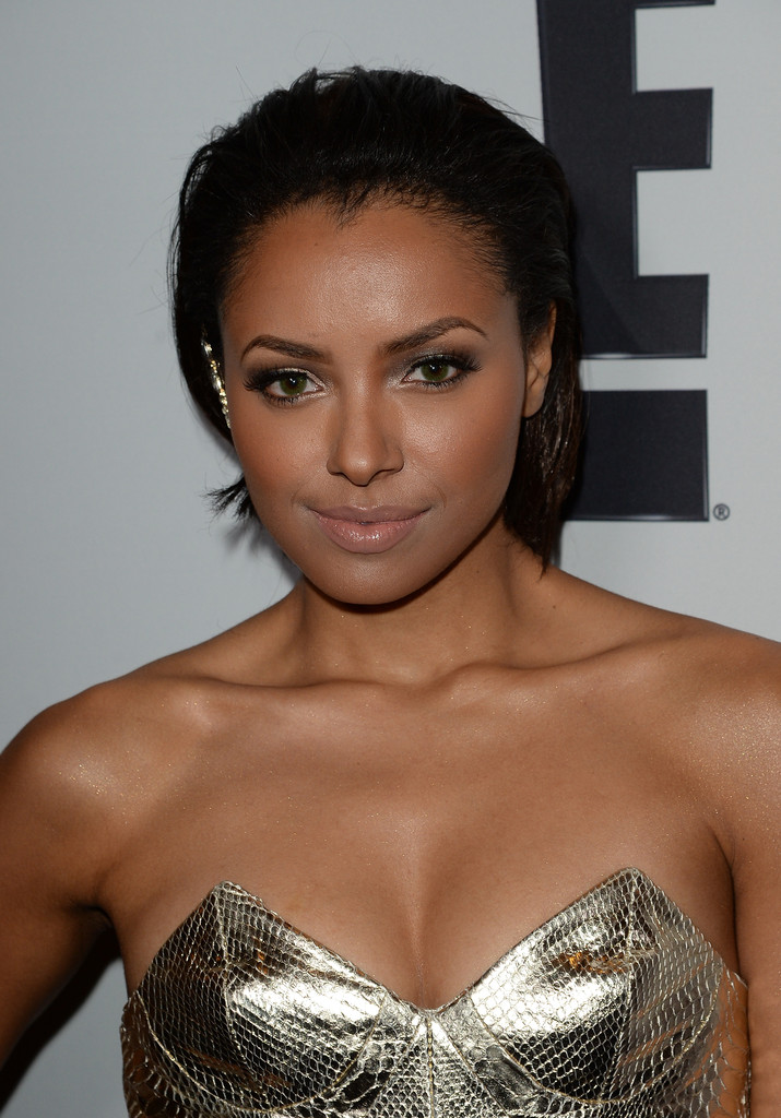 Actress Kat Graham attends the Make-A-Wish Greater Los Angeles 30th Anniversary Gala on December 4, 2013 in Los Angeles, California.