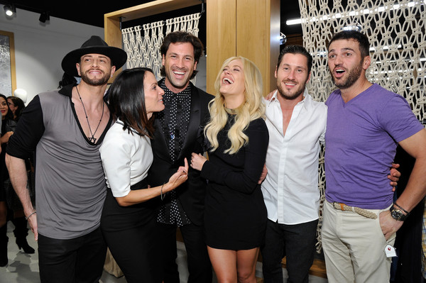 Maksim Chmerkovskiy to Launch Cantamessa Man at the Closet by Sharon Segal and Nina Segal