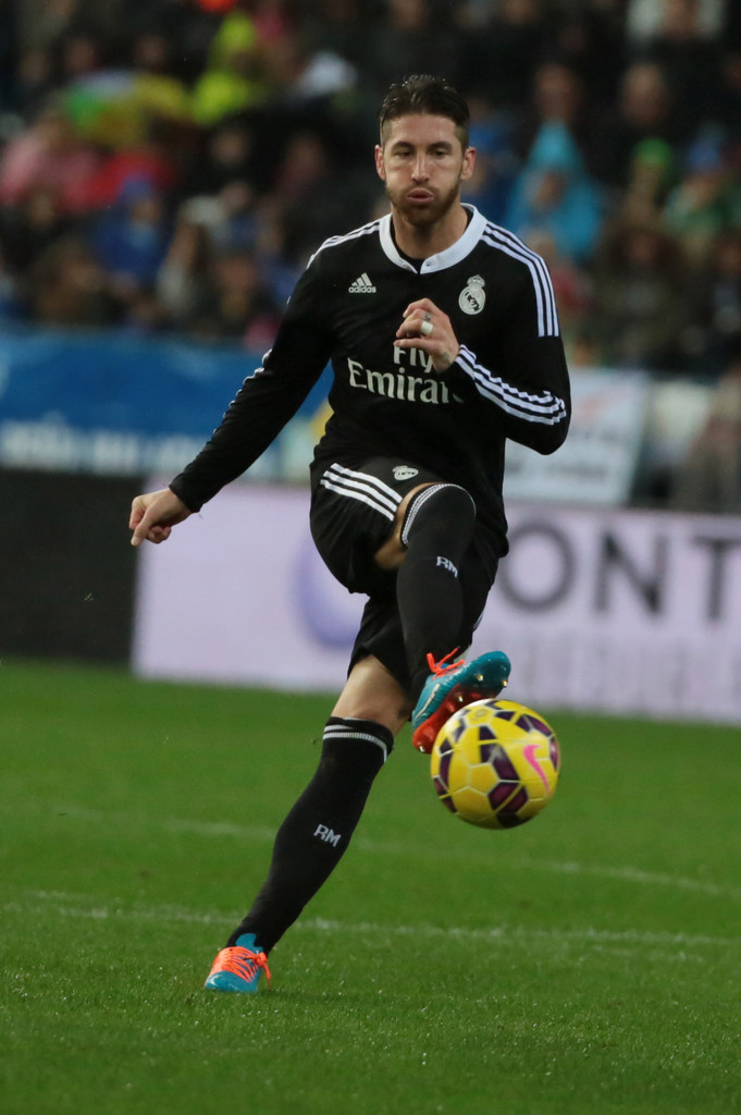 Sergio ramos photos photos malaga cf v real madrid cf - Sergio madrid ...
