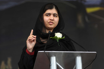 Malala Yousafzai Murdered MP Jo Cox Is Remembered At Memorial Events Worldwide