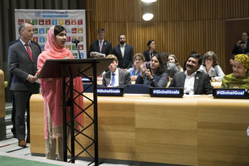 Malala Yousafzai Malala Yousafzai Elevated To United Nations Messenger Of Peace