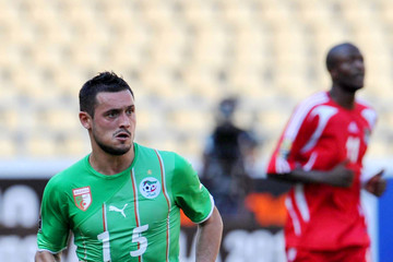 Karim Ziani Malawi v Algeria - Group A - African Cup of Nations