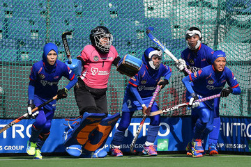 Malaysia Fintro World Hockey League Semi Final: Day 1