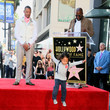 Malcolm D. Lee Terrence Howard Honored With A Star On The Hollywood Walk Of Fame