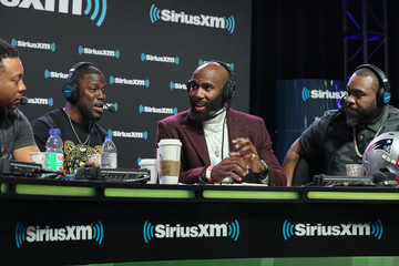 Malcolm Jenkins SiriusXM At Super Bowl LIII