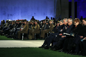 Malcolm Turnbull Anzac Day: Centenary of the Battle Of Villers-Bretonneux