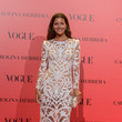 Malena Costa Vogue 30th Anniversary Party In Madrid