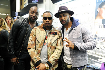 Malik Yoba Italia Independent And Nas Presents The Ghostbusters Collection, New York City