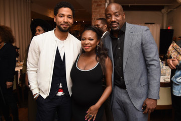 Malik Yoba AT&T and Tribeca Host Luncheon AT&T Presents: Untold Stories - an Inclusive Film Program in Collaboration With Tribeca