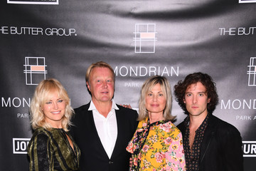 Malin Akerman Journal Hotels Celebrates Mondrian Park Avenue's Grand Opening With Special Guest Debbie Harry