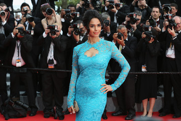 Mallika Sherawat 'Grace of Monaco' Premieres at Cannes