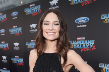 Mallory Jansen The World Premiere of Marvel Studios' 'Guardians of the Galaxy Vol. 2'