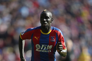Mamadou Sakho Crystal Palace vs. Southampton FC - Premier League