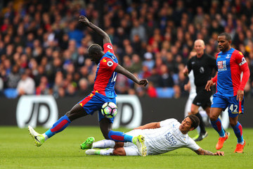 Mamadou Sakho Crystal Palace v Leicester City - Premier League