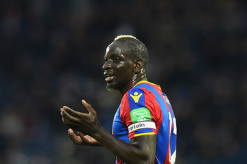 Mamadou Sakho West Bromwich Albion v Crystal Palace - Premier League