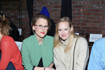 Mamie Gummer Rodebjer - Front Row - Mercedes-Benz Fashion Week Fall 2015