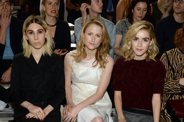 Mamie Gummer 3.1 Phillip Lim - Front Row - Spring 2016 New York Fashion Week