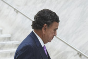Former USA New Mexico Governor Bill Richardson attends the Management & Business Summit 2015 at the Palacio Municipal de Congresos on June 17, 2015 in Madrid, Spain.