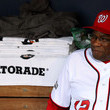 Manager Dusty Baker Division Series - Los Angeles Dodgers v Washington Nationals - Game One
