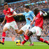 Bacary Sagna Olivier Giroud Picture