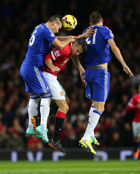Chelsea 1 - Manchester United 1
