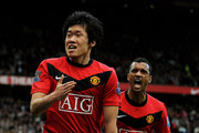 Nani and Ji-Sung Park Photos Photo