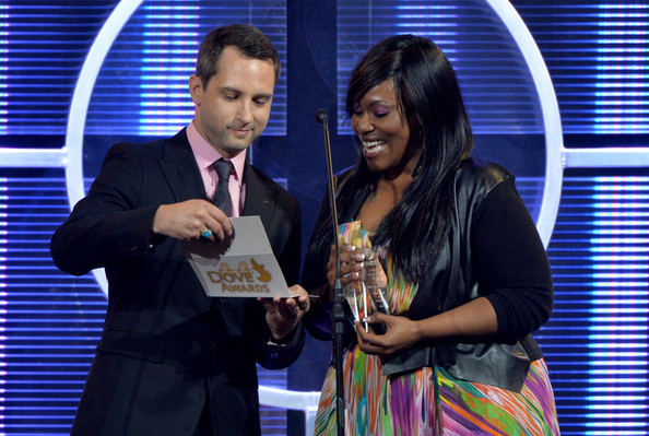 Mandisa Spills The Beans On Hookup Brandon Heath