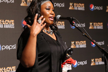 Mandisa Inside the 2nd Annual KLOVE Fan Awards