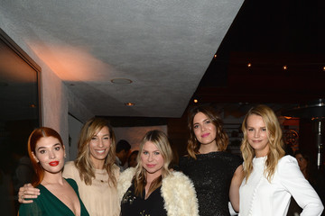 Mandy Moore Jessica Alba, Humberto Leon And InStyle Celebrate Honest Beauty and The Launch Of The #letsbehonest Campaign