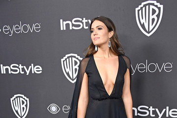 Mandy Moore Warner Bros. Pictures and InStyle Host 18th Annual Post-Golden Globes Party - Arrivals