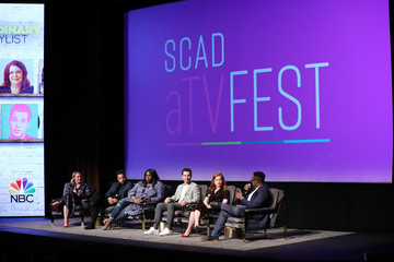 "Mandy Moore SCAD aTVfest 2020 - ""Zoey's Extraordinary Playlist' With Rising Star Cast Award Presentation"