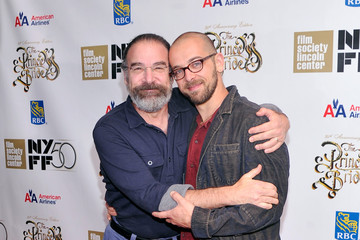 Photo of Mandy Patinkin & his  Son  Isaac Patinkin
