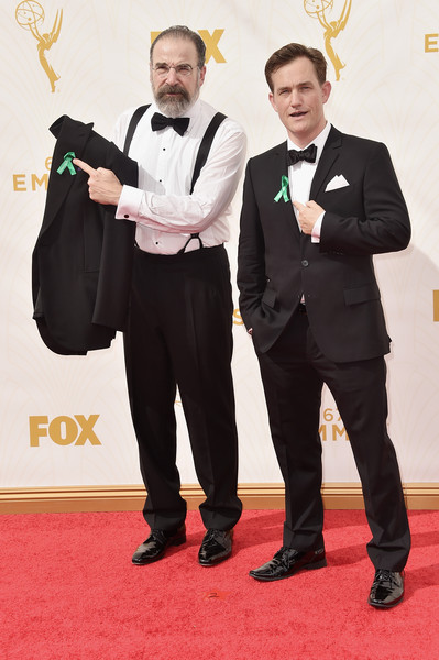 67th Annual Emmy Awards - Red Carpet