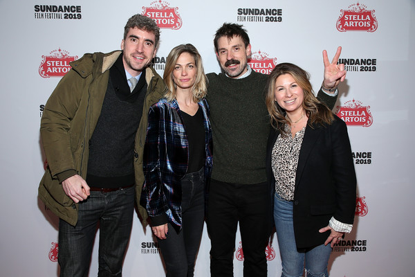 'The Sound Of Silence' Celebrates At Stella's Film Lounge During The 2019 Sundance Film Festival