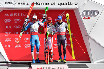 Manfred Moelgg Audi FIS Alpine Ski World Cup - Men's Slalom and Women's Giant Slalom