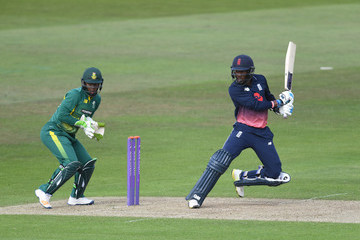 Mangaliso Mosehle England Lions v South Africa A