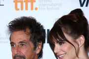Al Pacino and Lucila Sola Photos Photo