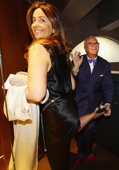 Manolo Blahnik Meets The Audience