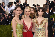 Mia Wasikowska and Stacy Martin Photos Photo