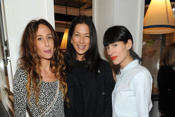Mara Hoffman ELLE & Clarins FEED Lunch Hosted by Lauren Bush Lauren & Jennifer Fisher