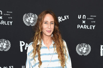 Mara Hoffman United Nations x Parley For The Oceans Launch Event - Arrivals