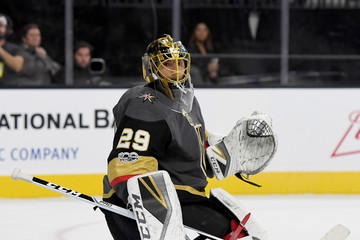 Marc-Andre Fleury Detroit Red WIngs v Vegas Golden Knights