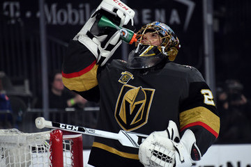 Marc-Andre Fleury Carolina Hurricanes v Vegas Golden Knights