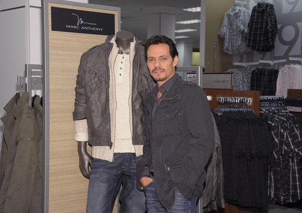 Marc Anthony Launches Signature Collection At Kohl's []