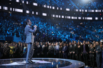 Marc Anthony The 17th Annual Latin Grammy Awards - Show