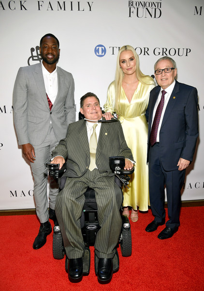 34th Annual Great Sports Legends Dinner - Arrivals