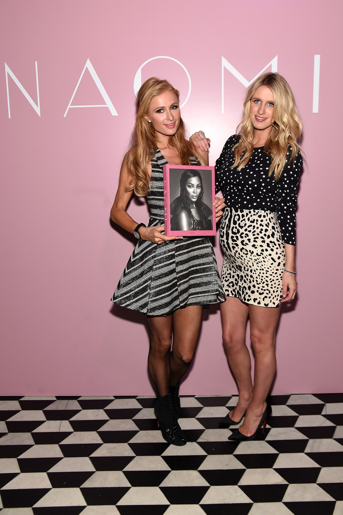 nicky hilton rothschild photos photos marc jacobs benedikt taschen celebrate naomi at the. Black Bedroom Furniture Sets. Home Design Ideas
