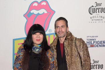Marc Jacobs The Rolling Stones Celebrate the North American Debut of Exhibitionism at Industria in the West Village - Arrivals